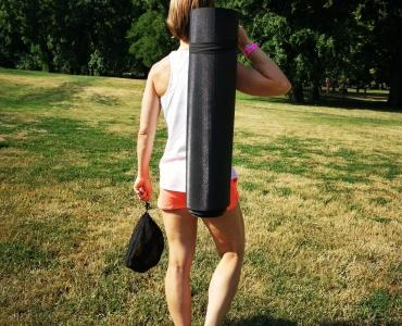 A szabadtéri edzés előnyeiről néhány szóban